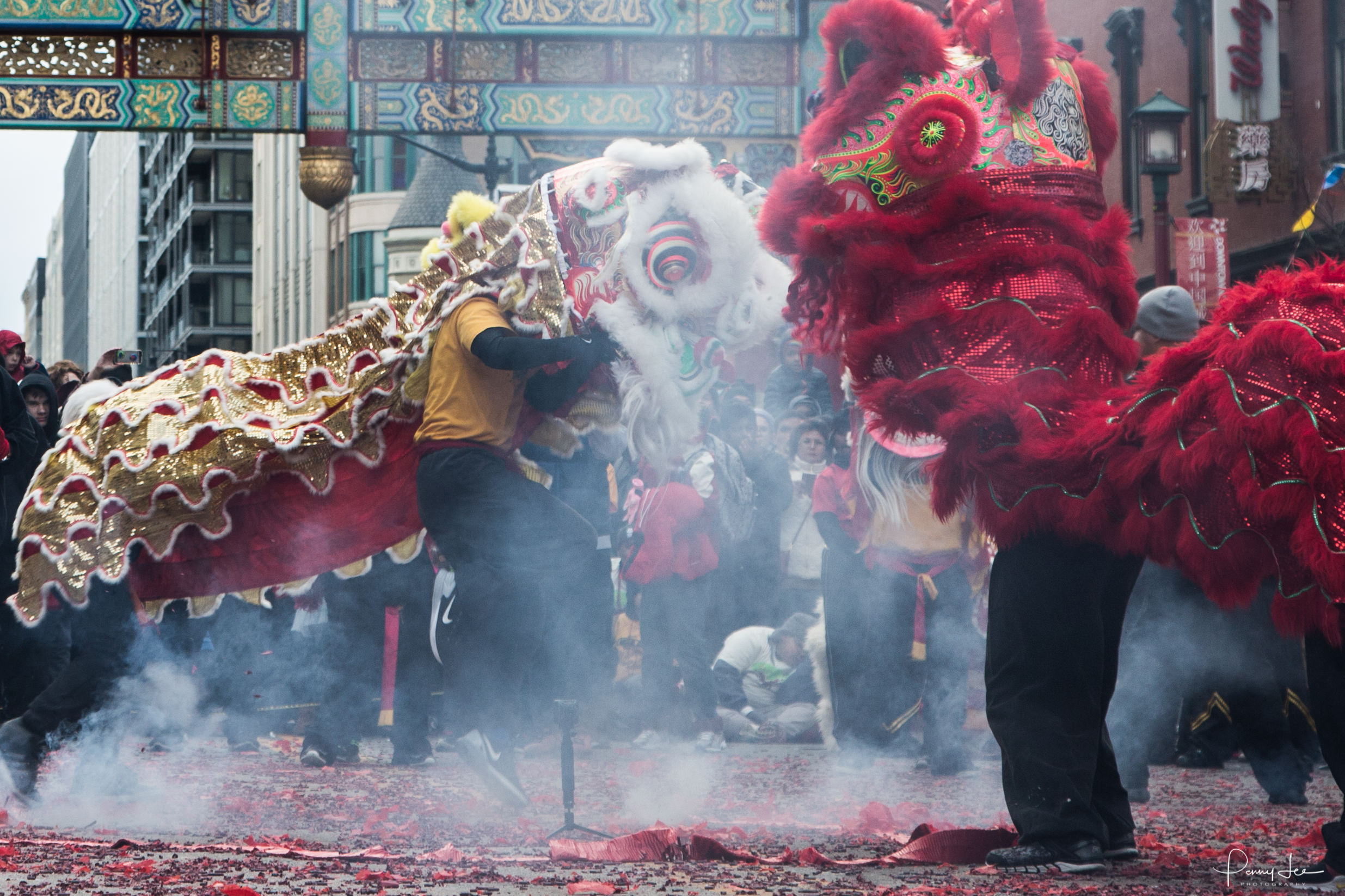 images from the 2016 chinese new year parade - Chinese New Year Dc