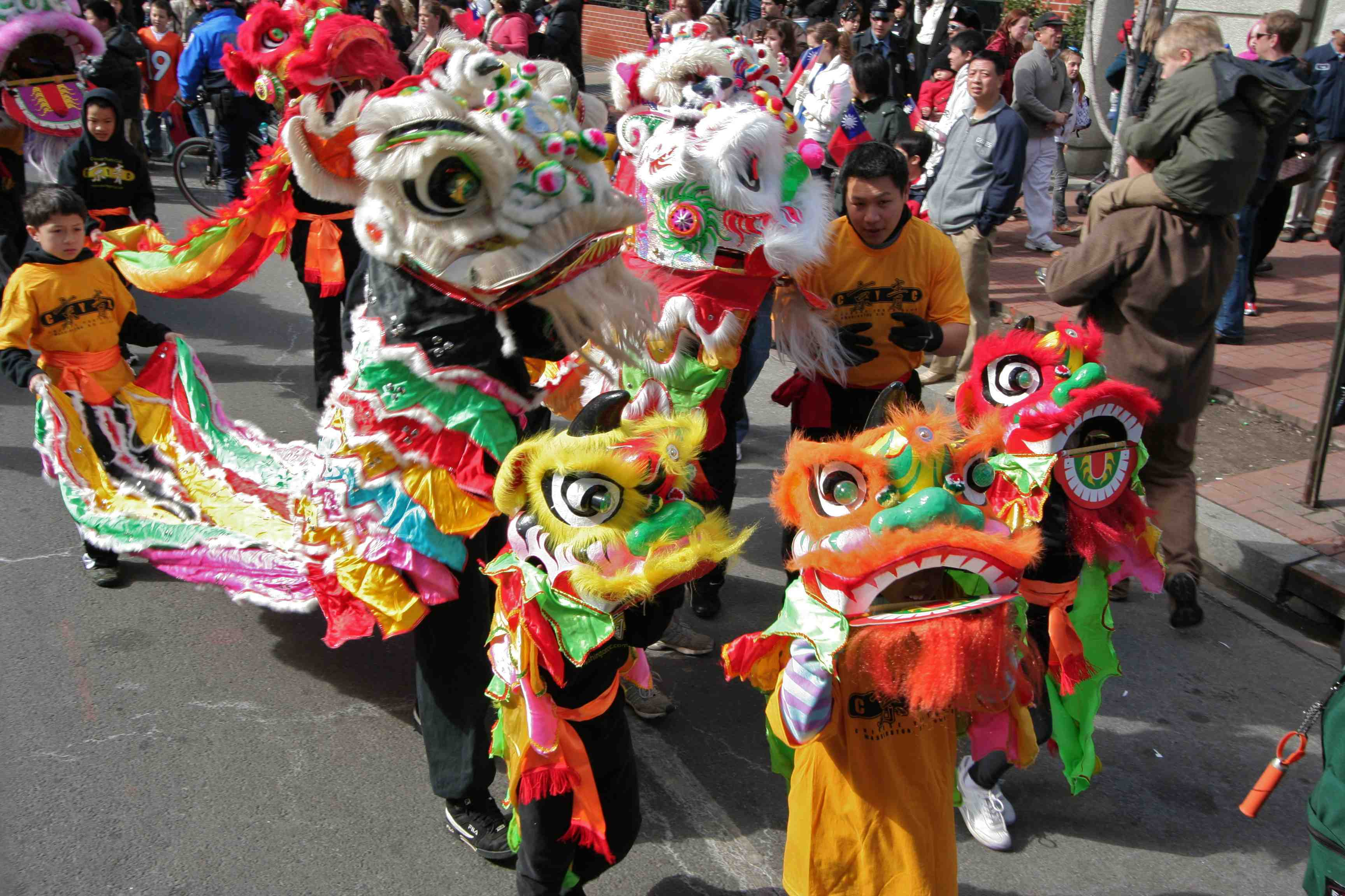 Celebrate the Asian Lunar New Year in Manhattan - TripSavvy