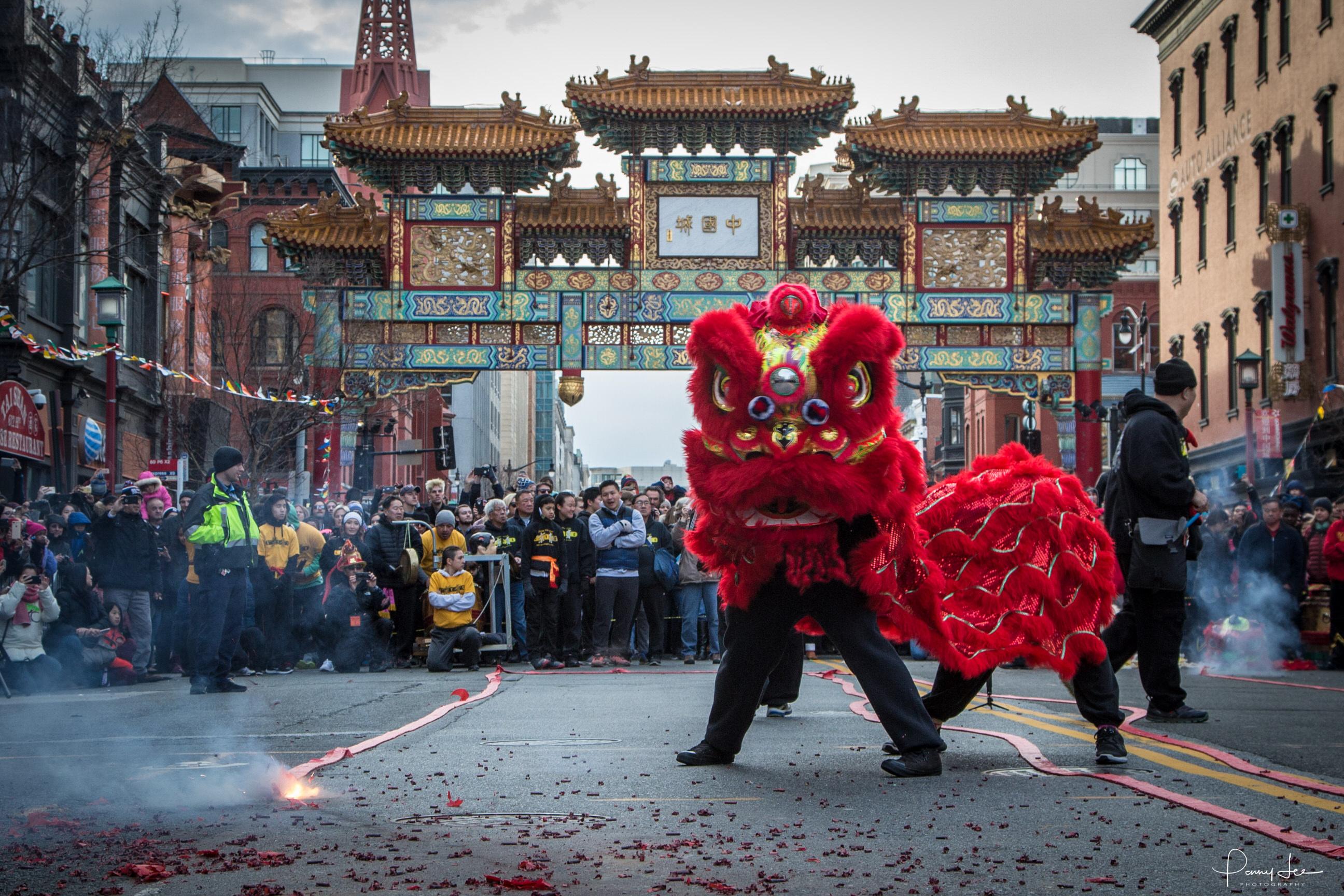 Chinese New Year 2020 Nyc.2019 Dc Chinese New Year Parade In Chinatown Washington Dc