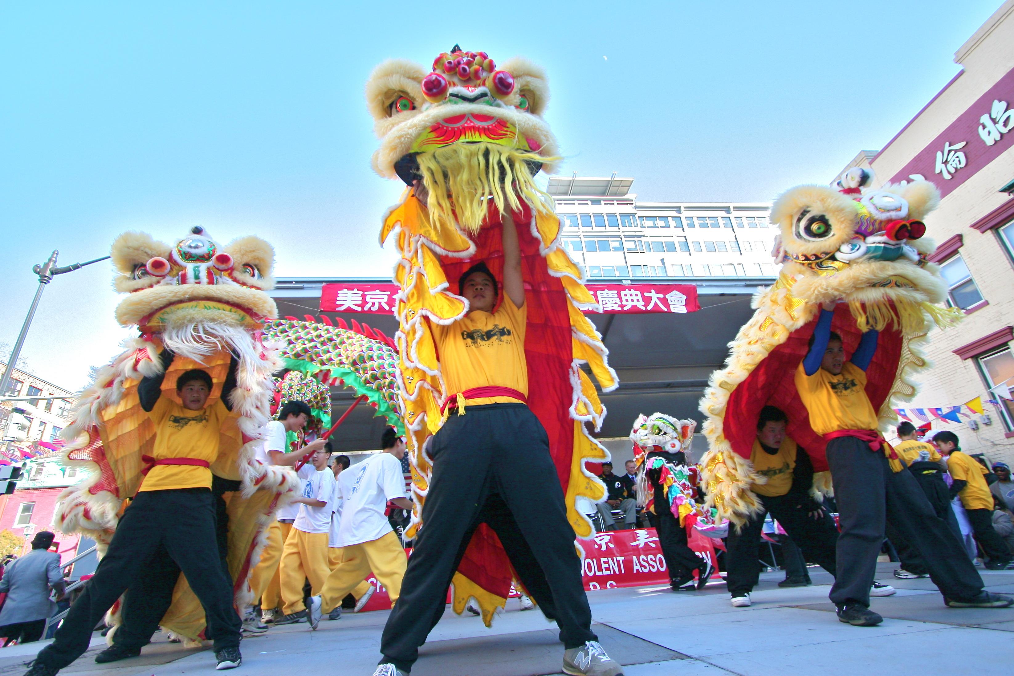 Chinese New Year 2020 Dc 2019 DC Chinese New Year Parade in Chinatown, Washington DC